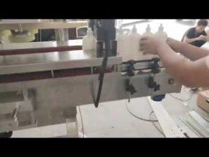 mașină automată de acoperire a carcasei de pvc rotativ de vânzare