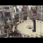 Preț de fabricație mașină automată de mare viteză pentru capacul buteliei rotative