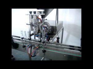 mașină de umplutură lichidă automată cu capete duble automate de vânzare