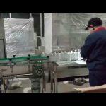 săpun de mână gel alcool umplutură linie de îmbuteliere