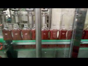 mașină de umplere cu ulei de măsline