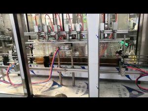 masina automata de umplere a uleiului de motor