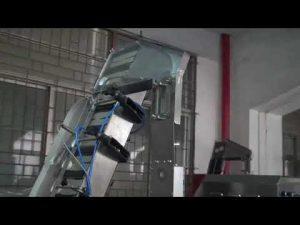 Mașină automată completă cu capac pentru butelie cu șurub de plastic