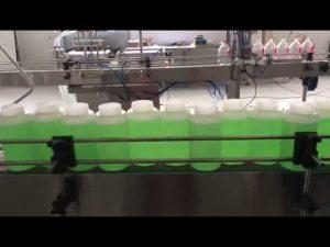 mașină automată de înălbitor de umplere