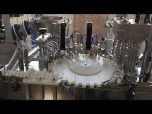 Mașină de acoperire rotativă de înaltă precizie a industriilor alimentare, sosuri și produse cosmetice