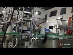 mașină de umplere a îngrășămintelor cu aminoacizi lichizi