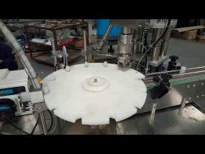 Vânzare fierbinte complet automat 10ml 20ml 25ml tuburi de testare umplutură placă de ambalare capac