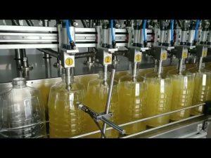 mașină automată de umplere cu ulei a pompei peristaltice