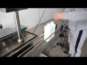 mașină automată de umplere îmbuteliere cu ulei de motor cu piston economic