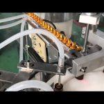 Mașină automată de picătură de sticlă de 5-30 ml flacon mic pentru picături pentru ochi și mașină de acoperire cu lichid