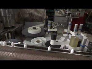 Mașina automată de spălare a sticlelor cu capac de umplere a picăturilor de ochi linie de producție de umplere