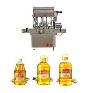 mașină automată de umplere cu ulei rotativ