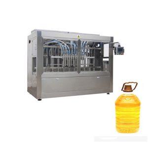Umplutură automată de ulei comestibil