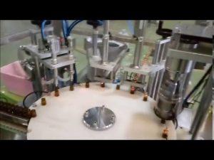 mașină automată de umplere cu flacon de lichid e de 10 ml