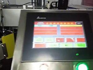 mașină automată de imprimare etichete computerizate autocolant rulou mașină geantă de plastic