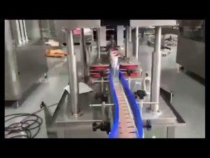 Mașină automată de umplere a pistonului cu gel de spălare a mâinii cu gel de spălare manuală