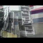 Mașină automată de umplere ulei vegetal cu ulei de gătit, mașini de umplere cu pistoane acționate cu cilindri