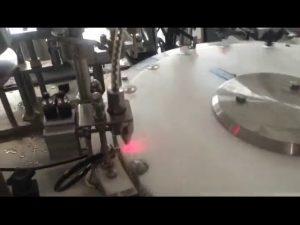 mașină automată de umplere a flaconului cu unghii de 30-50 bpm