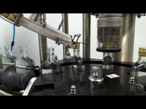 Mașină de acoperire cu șurub cu sticla de vin