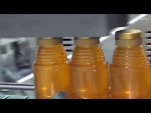 Mașină de umplere a cremei cosmetice automate de înaltă calitate de vânzare