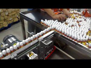 Mașină automată de umplere a parfumului cu 10 rotițe în vid
