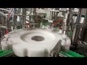 Mașină de umplere cu flacoane lichide de înaltă calitate 30 ml e lichid