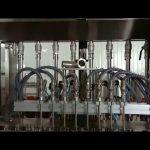 Vânzare directă din fabrică liniar piston sos lichid condimente masina de umplere a sticlei