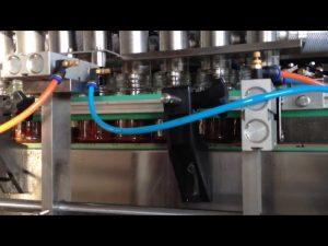 Mașină automată de umplere a sosului de tomate cu unt de arahide cu ciocolată