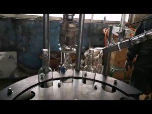 mașină automată comercială de captare și sigilare a capacului ropp din aluminiu