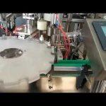 mașină de umplere lichid cu sticlă din China cu ridicata