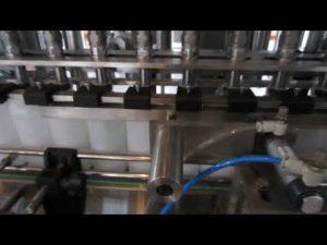 mașină automată de umplere a detergentului lichid și dezinfectant