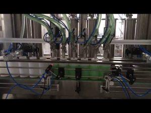 masina de umplere cu flacon cu sapun lichid