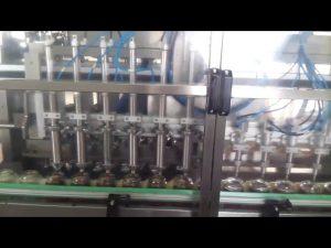 Mașină de etanșare automată cu umplutură de iaurt cu borcan de miere