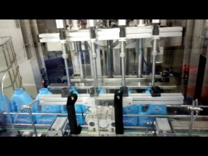 100-1000ml sapun lichid automat spalator de mana sapun de mana masina de completare igienizator