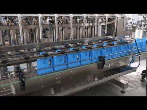 Mașină de umplere automată a săpunului lichid de dezinfectare a mâinilor Masina de umplere a flaconului cu piston