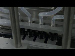 10ml-5l Mașină automată de umplere lichidă exactă pentru desktop