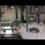 masina de umplere cu flacon de sticla cu parfum de 2 ml pentru ingrijirea corpului