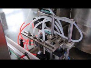 Vânzare completă automată sticlă de lac de unghii cbd cânepă de umplere ulei de vânzare