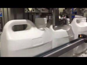 automată cu 4 duze mașină de umplere digitală cu lichid și cremă