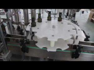 Vânzare la cald ce mașină automată de umplere cu ulei de măsline standard