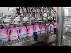 ulei comestibil automat, ulei de măsline, mașină de umplere cu șampon cu sticlă de detergent