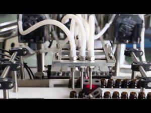 Masina de umplere si capacitate de spalare cu ulei de masline 120ml