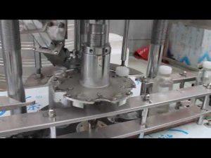 Mașină automată rotativă cu sticlă de plastic cu un singur cap