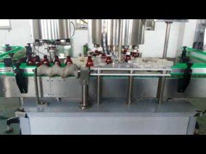 Mașină complet automată a capacului capacului din aluminiu