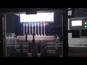 masina de umplere cu lichide de toaleta