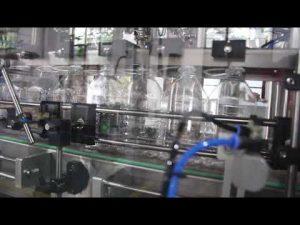 Mașină automată de umplere a lichidului de dezinfectant pentru mână